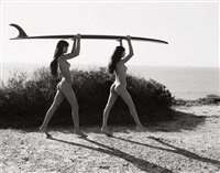 surf's up 1, montauk, ny by michael dweck