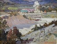 velarde valley by fremont f. ellis