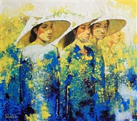 women of saigon by lim khim katy
