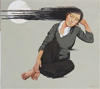 sleeping of youth by lim khim katy