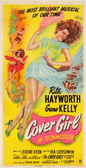 cover girl by columbia pictures