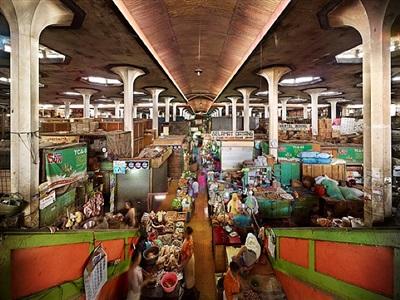 pasar johar semarang #1, semarang, central java, indonesia by peter steinhauer