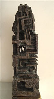 flamme / flame by ossip zadkine