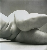nude no. 57 by irving penn