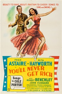 you'll never get rich by columbia pictures