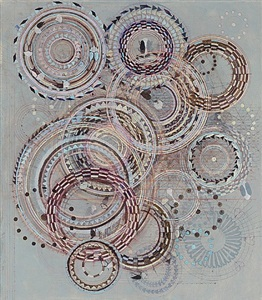circles, beetles and hearts by tine lundsfryd