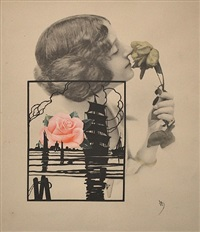 rose sail la vie by varujan boghosian