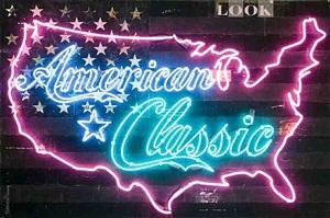 american classic neon by robert mars