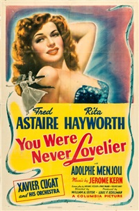 you were never lovelier by columbia pictures