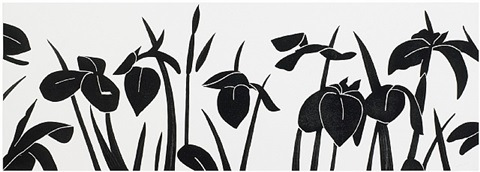 flags by alex katz