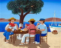 the fruits of summer by jean-pierre lorand