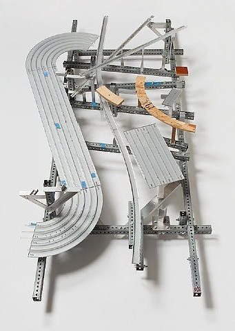 metropolis ii study by chris burden