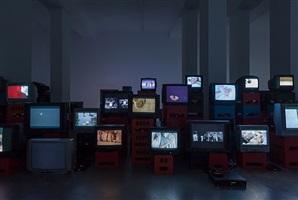 installation views galerie eva presenhuber, zürich, 2013