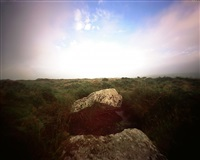 burial cist by tom hunter