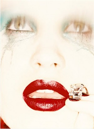 vulgar tears, paris by david lachapelle
