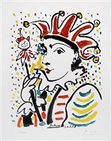 carnaval (carnival) by pablo picasso