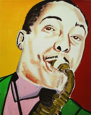 johnny hodges by frederick james brown
