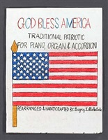 god bless america by gregory blackstock