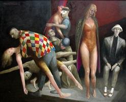 karneval by volker stelzmann