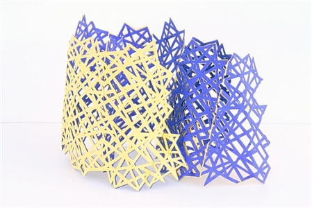 crackle maquette by linda fleming