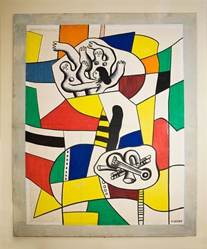 untitled 1 by fernand léger