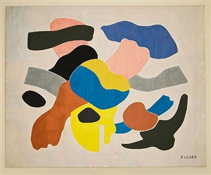 untitled 2 by fernand léger