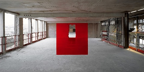 grands moulins by georges rousse