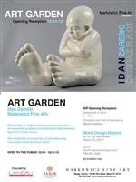 the art garden by idan zareski