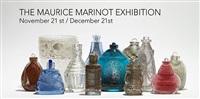 exhibition - maurice marinot by maurice marinot