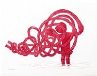 niñas rojas by jorge pineda