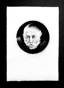 el bebedor de aguardiente (ii) by bernardí roig