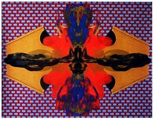 volumen ficticio 3 sobre patrón de ernst benkert by quisqueya henriquez