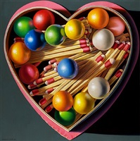 heart shaped box - light my fire by glennray tutor