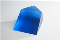 lighttrap series ii (blue), by david row