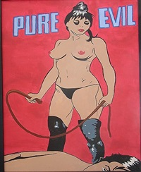 evil bitch by pure evil