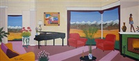 grand piano et panorama by fanch ledan