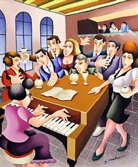 piano master by yuval mahler