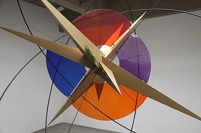 navigation star by olafur eliasson