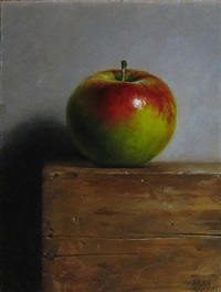complementary apple (sold) by michael naples