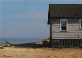 madison beach cottage (sold) by peter bergeron