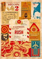 station to station 4 (hpm) by shepard fairey