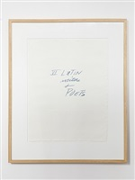 iv latin writers and poets by cy twombly