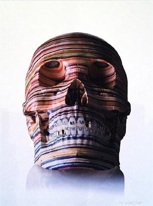 skull (print) by haroshi
