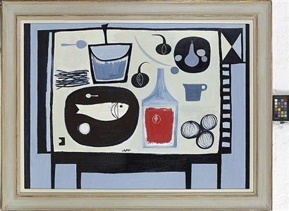 domestic still life by simon laurie