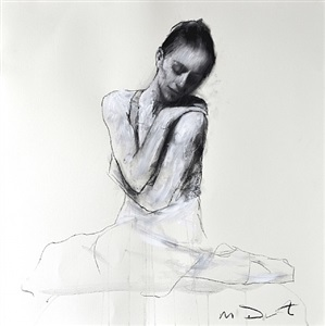 marianela seated 5 by mark demsteader