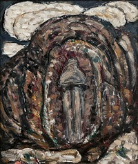 landscape no. 20 resurrection by marsden hartley