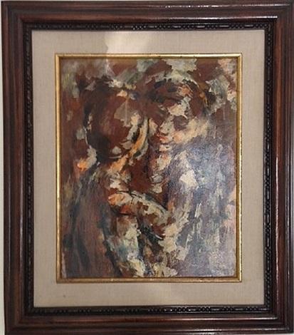 abrazo infantil by oswaldo vigas