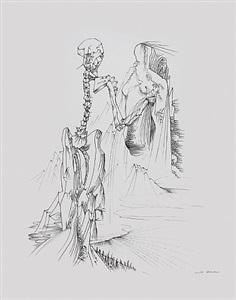 eclectisme - art khmer et art moderne by andré masson
