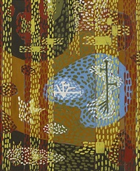 untitled (1947-025) by gordon onslow ford