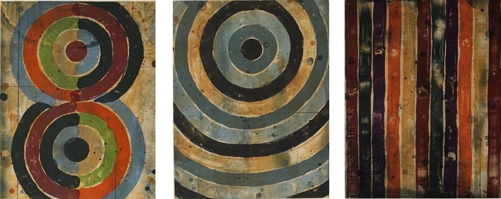 conversos 3 works by robert kelly